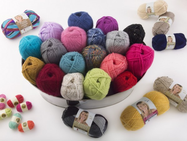 Vanna's Yarns on Sale for April!